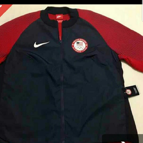 Nike Jackets & Blazers - Nike Olympic jacket windbreaker